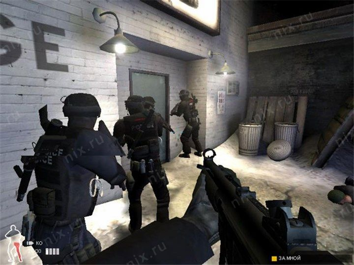 Скачать SWAT 4: The Stetchkov Syndicate / Синдикат Стечкина (2006/RUS/RePac